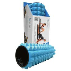 PTP Soft Massage Therapy Roller Blue, , rebel_hi-res
