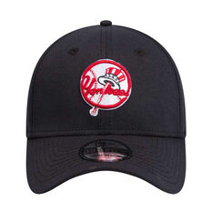 New York Yankees 2019 New Era 39THIRTY Cap Black S / M, Black, rebel_hi-res