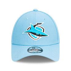 Cronulla Sharks New Era Authentic Core 9FORTY Cap, , rebel_hi-res