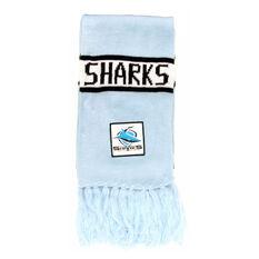 Cronulla-Sutherland Sharks Scarf, , rebel_hi-res