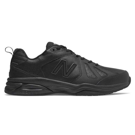 New Balance 624 V4 4E Mens Cross Training Shoes, Black, rebel_hi-res