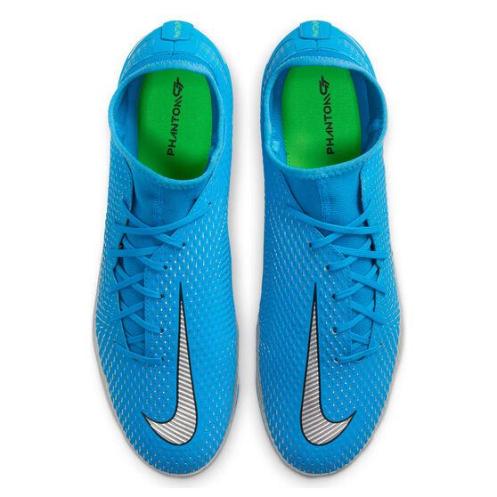Nike Phantom GT Academy Dynamic Fit Football Boots, Blue, rebel_hi-res