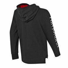 Nike Boys Jordan Jumpman Classics Hoodie Black / Red S, Black / Red, rebel_hi-res