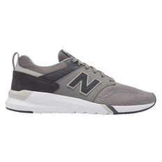 fe7411fd1443 New Balance 009 Mens Casual Shoes Grey   White US 7