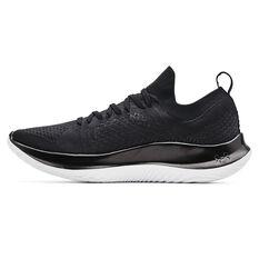 Under Armour Flow Velociti SE Mens Running Shoes Black US 8, Black, rebel_hi-res