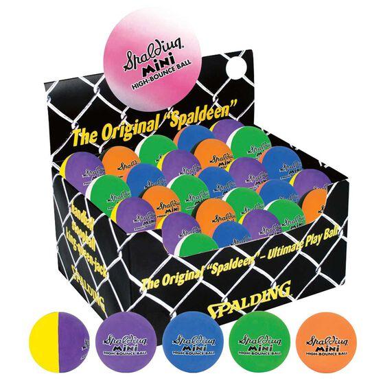 Spalding Mini High Bounce Ball Rebel Sport