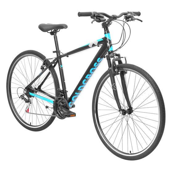 Goldcross Adult Synthesis Hybrid 18in Bike, , rebel_hi-res