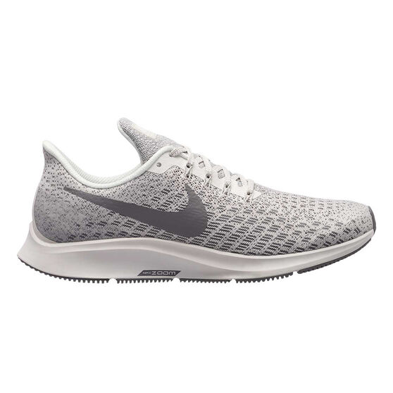 68fe9fdd7a8d Nike Air Zoom Pegasus 35 Womens Running Shoes Silver   Grey US 6 ...