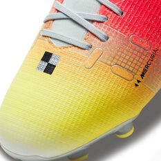 Nike Mercurial Dream Speed Superfly 8 Academy Football Boots, White, rebel_hi-res