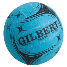 Gilbert Pulse Netball Blue 5, , rebel_hi-res