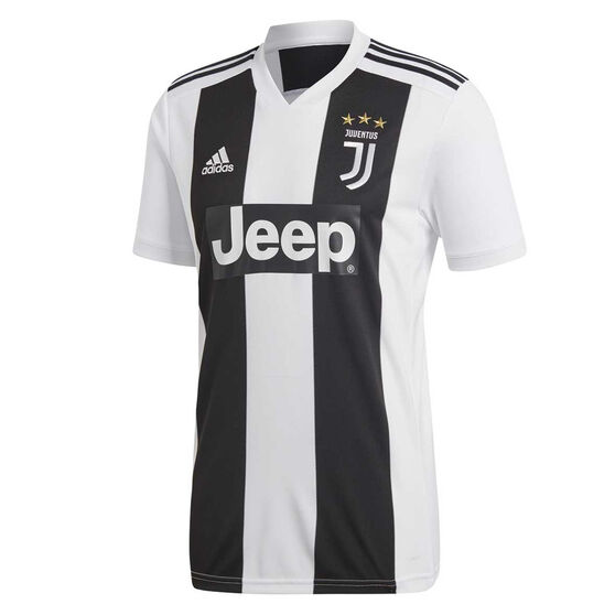 Juventus FC 2018 / 19 Mens Home Jersey, , rebel_hi-res