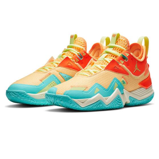 Jordan Westbrook One Take Mens Basketball Shoes, Orange, rebel_hi-res