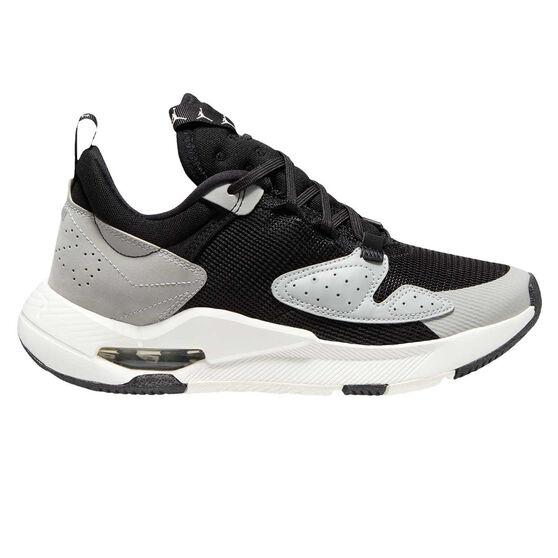 Nike Jordan Air Cadence Kids Casual Shoes, Grey/Black, rebel_hi-res