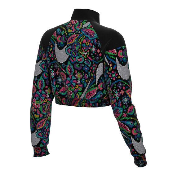Nike Womens Sportswear Printed Jacket, Print, rebel_hi-res