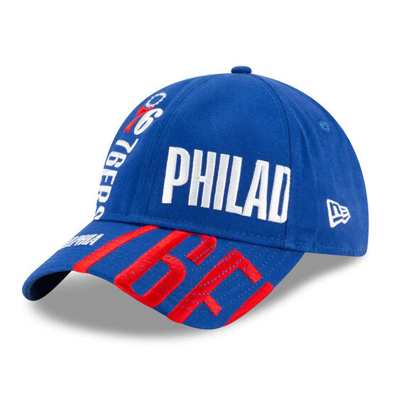 Philadelphia 76ers New Era Tip Off 9TWENTY Cap, , rebel_hi-res