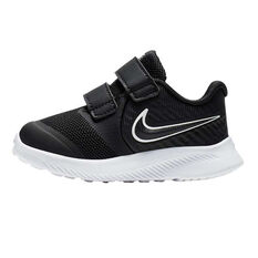 Nike Star Runner 2 Toddlers Shoes Black / White US 4, Black / White, rebel_hi-res
