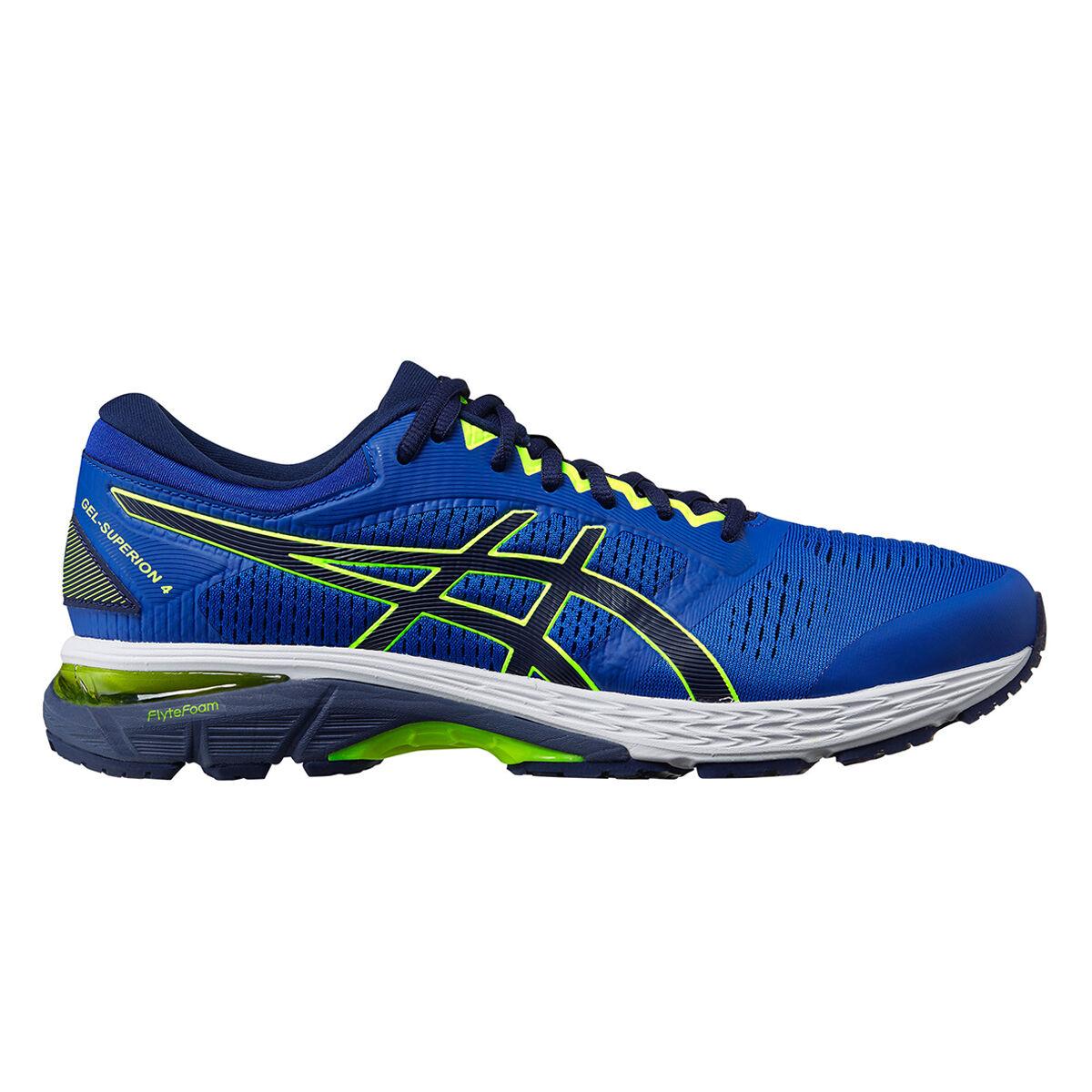 Asics GEL Superion 4 Mens Running Shoes   Gov Sport