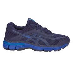 Asics GT 2000 6 Kids Running Shoes Navy / Blue US 1, Navy / Blue, rebel_hi-res