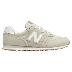 New Balance 373 Mens Casual Shoes White US 7, White, rebel_hi-res
