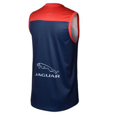 Melbourne Demons 2020 Mens Home Guernsey Navy/Red S, Navy/Red, rebel_hi-res