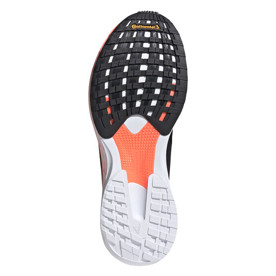 adidas SL20 Mens Running Shoes, Black/White, rebel_hi-res