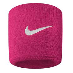 Nike Tennis Wristband Pink OSFA, , rebel_hi-res