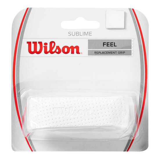 Wilson Sublime Tennis Grip White, , rebel_hi-res