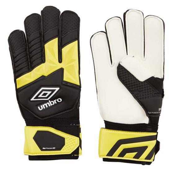 Umbro Neo Precision DPS Mens Soccer Goal Keeping Gloves Black   White 8 1197f1e00