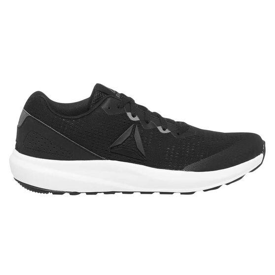 Reebok Runner 3.0 Mens Running Shoes, Black / Grey, rebel_hi-res