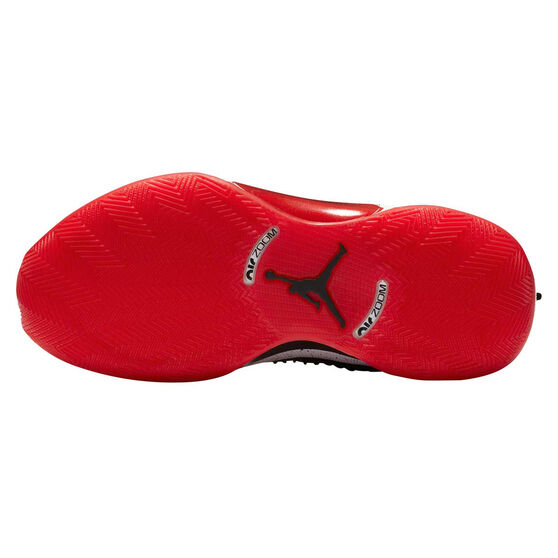 Jordan 35 Kids Basketball Shoes Black/Red US 4, Black/Red, rebel_hi-res