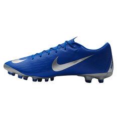 Nike Mercurial Vapor XII Academy Mens Football Boots Blue / Black US 7, Blue / Black, rebel_hi-res