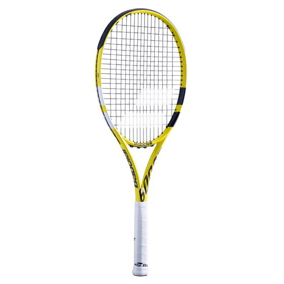 Babolat Boost Aero Tennis Racquet, Yellow / Black, rebel_hi-res