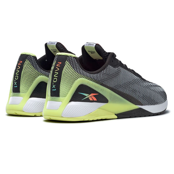 Reebok Nano X1 Grit Mens Training Shoes, Grey, rebel_hi-res