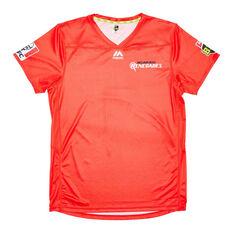 Melbourne Renegades 2020/21 Mens BBL Jersey Red S, Red, rebel_hi-res