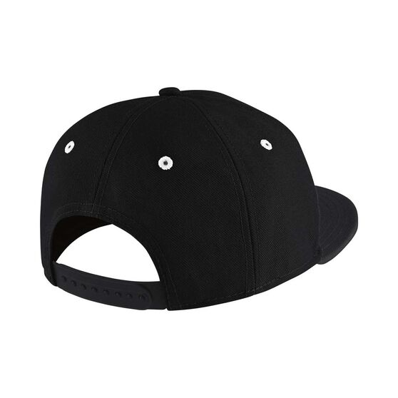 Nike Boys Futura True Snapback Hat Black / White OSFA, , rebel_hi-res