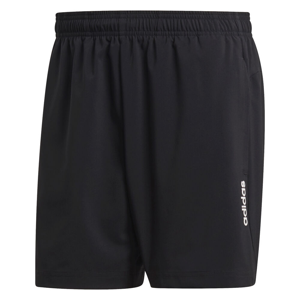 39677ffe23 adidas Mens Essential Chelsea Shorts Black / White S Adult