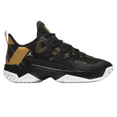 Jordan One Take 2 Mens Basketball Shoes Black US 5.5, Black, rebel_hi-res