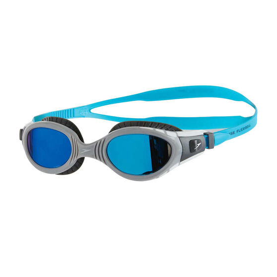 Speedo Futura Biofuse Flexiseal Mirror Swim Goggles, , rebel_hi-res