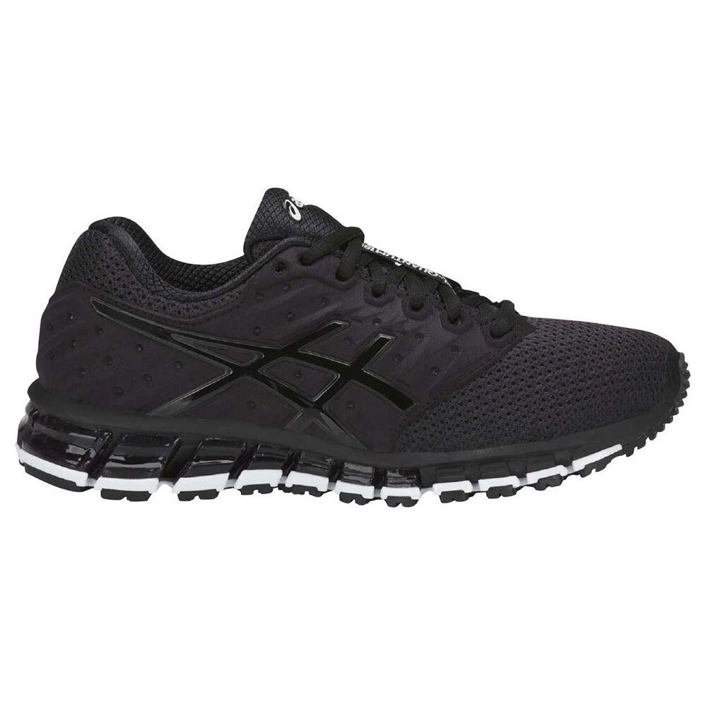 84dfaab0fff Asics GEL Quantum 180 2 MX Womens Running Shoes Black   White US 8.5 ...