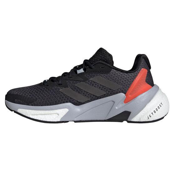 adidas X9000L3 Kids Casual Shoes, Black/Red, rebel_hi-res