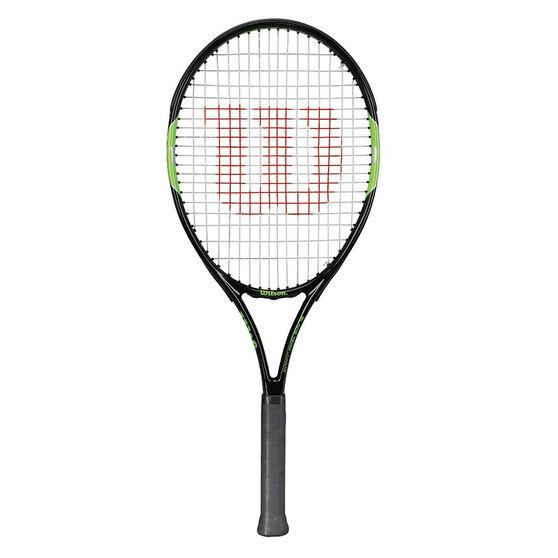 Wilson Blade Team 26in Junior Tennis Racquet Black / Green 26in, , rebel_hi-res
