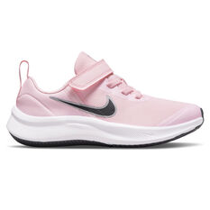 Nike Star Runner 3 Kids Running Shoes Pink/Black US 11, Pink/Black, rebel_hi-res