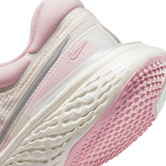 Nike ZoomX Invincible Run Flyknit Womens Running Shoes, Pink, rebel_hi-res