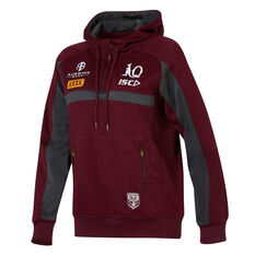 QLD Maroons State of Origin 2020 Womens Squad Hoodie Maroon 8, Maroon, rebel_hi-res