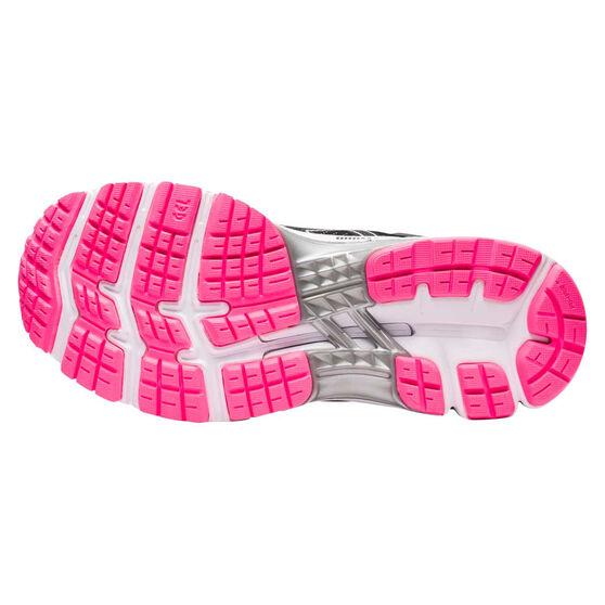 Asics GEL Kayano 26 Liteshow 2.0 Womens Running Shoes Black US 11, Black, rebel_hi-res