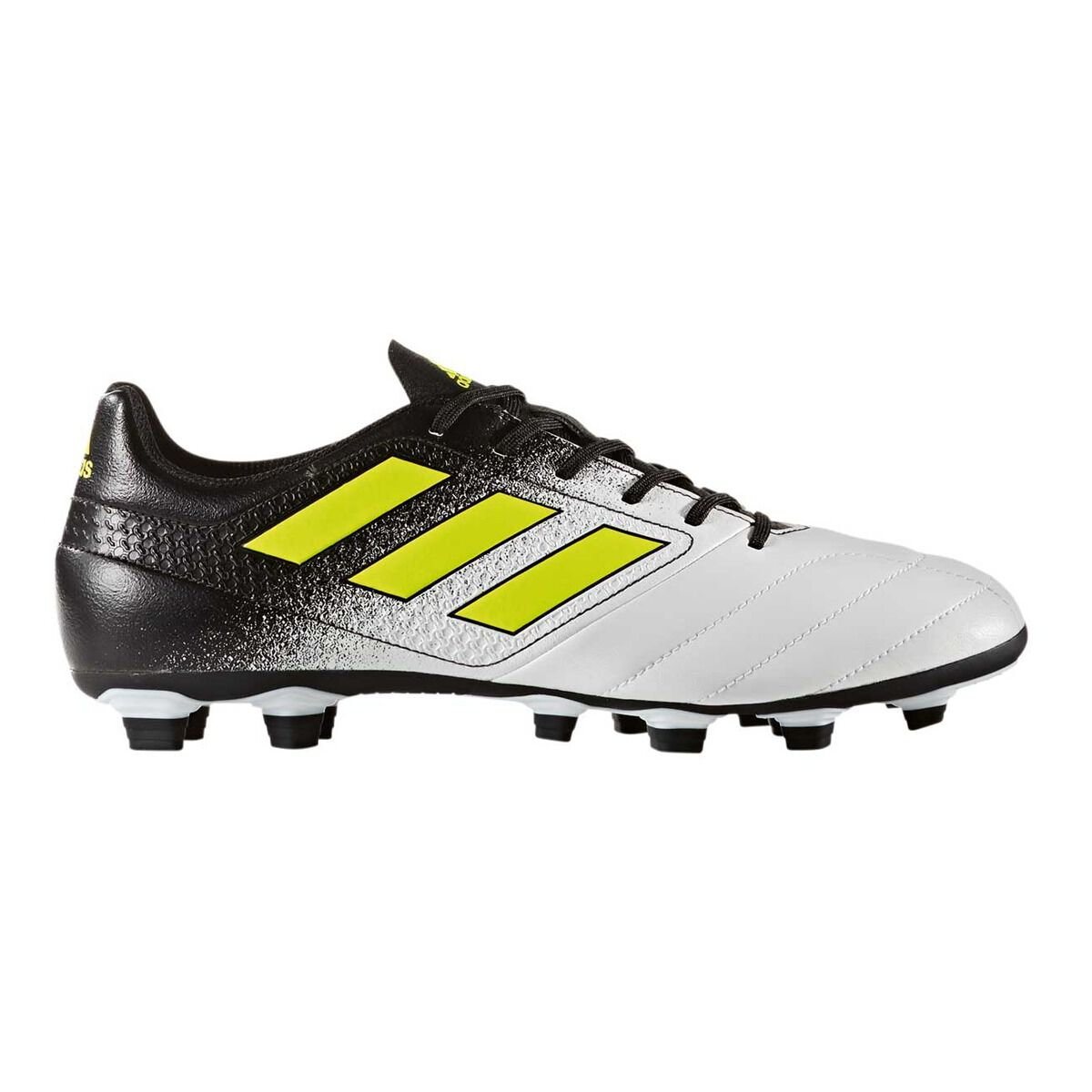 c73d3fbc3cce discount code for adidas ace 17.4 mens football boots white black us 9.5  adult white black