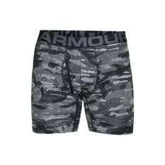 Under Armour Mens Charged Cotton 6in 3 Pack Underwear Navy S, Navy, rebel_hi-res
