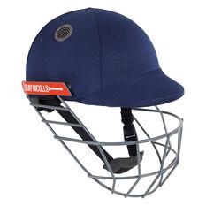 Gray Nicolls Atomic Cricket Batting Helmet Navy S, Navy, rebel_hi-res