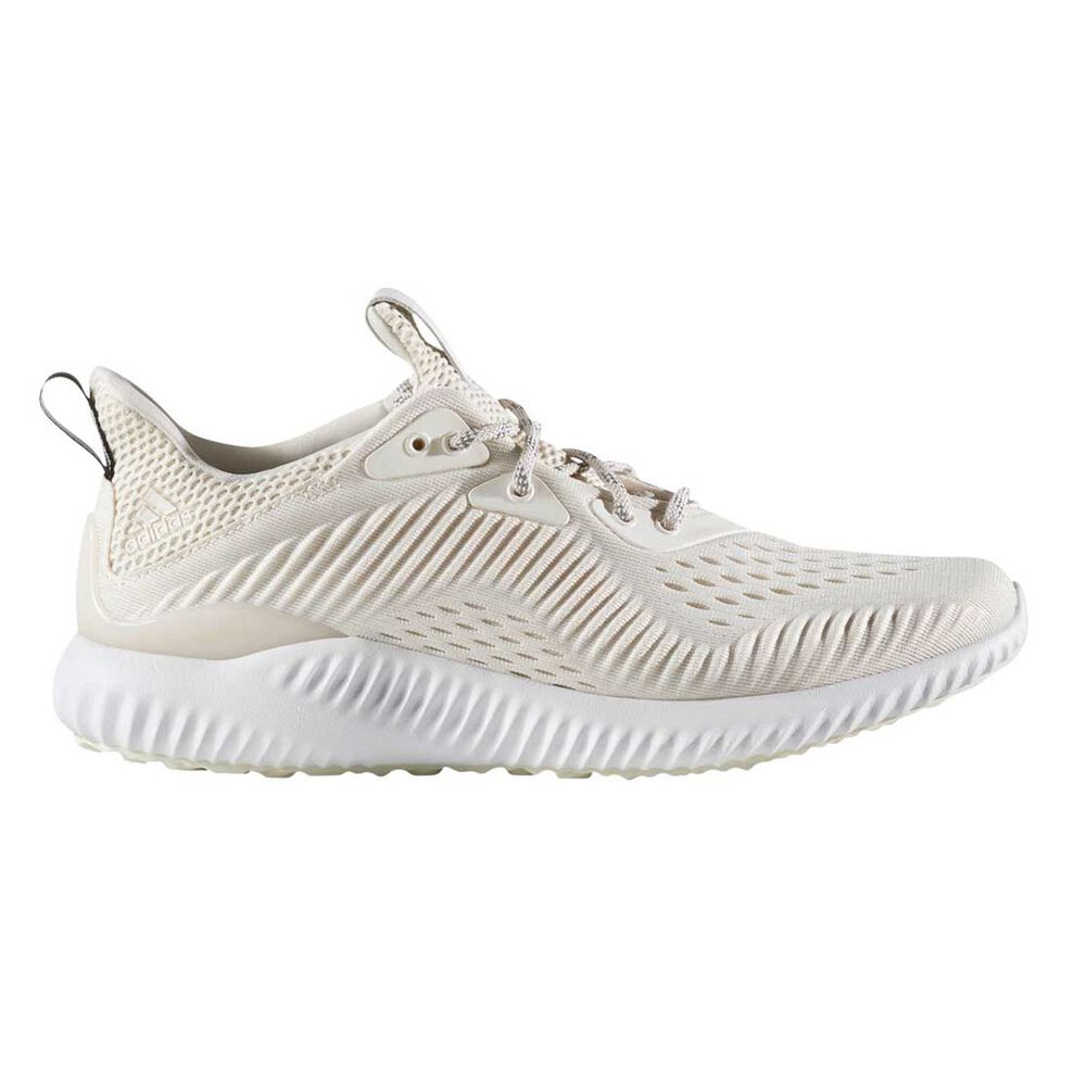 adidas Alphabounce Engineered Mesh Womens Running Shoes White US 6 ... 99cfcddcc