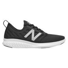 fde478f14a878 New Balance FuelCore Coast v4 Womens Running Shoes Black US 6, Black,  rebel_hi-